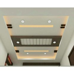 POP False Ceiling, Thickness: 4 to 18mm