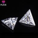 Triangle Cut Moissanite