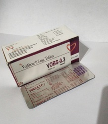 Voglibose 0.3mg (MD) Tablets