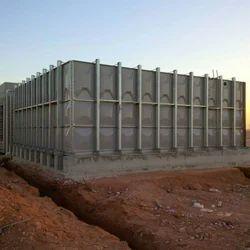 GRP Storage Tanks