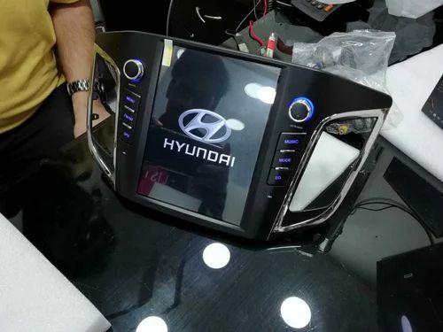 Hyundai Creta Tesla Style Android 6 0 Os Quad Core 32gb Car Radio Central  Multimedia Autoradio Syste