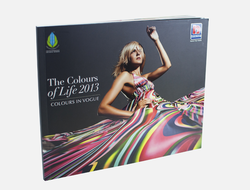 Nippon-Colours Of Life 2013 Printing Services