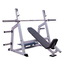 Gym Incline Chest Press Bench