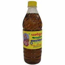 Dharmyug 500ml Kachi Ghani Mustard Oil, Packaging Type: Plastic Bottle, Packaging Size: 500 ml