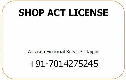 Shop Act Registration Services