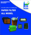 Hilex Star City Climping Air Paper Filter