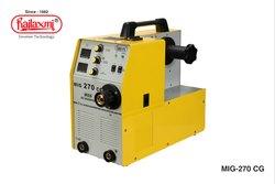 Rajlaxmi MIG 270CG Inverter Welding Machine (MIG  ARC)