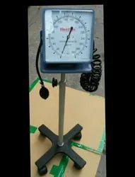 快速Lite新的血压计与支架,用于医院