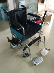 Ajlon Lite Brushless Hand Operated Power Wheel Chair