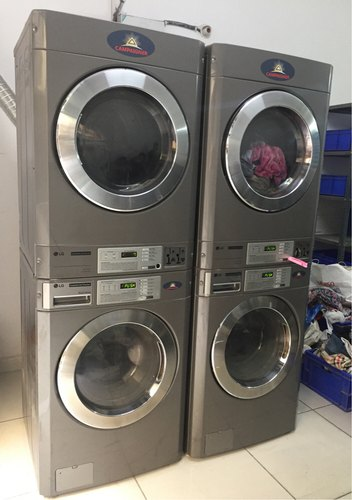LG commercial Washer and Dryer