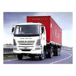 Depend Refrigerated Container Transport Service, Capacity Size Of The Shipment: Depend