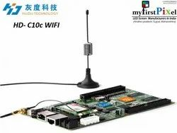 HUIDU - C10c WIFI Full Color Sending Card ( Huidu )