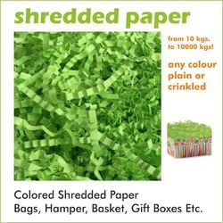 Shredded Paper Filler Bulk