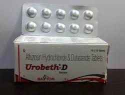 Tamsulosin HCl 0 4mg,Dutasteride 0 5mg Tablet, Avodart