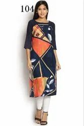 Beautiful Printed Kurti
