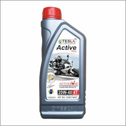 1000ml Four Stroke Motorcycle Engine Oil
