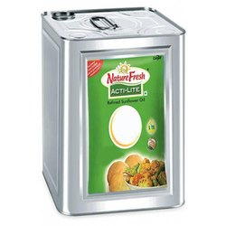 Vegetarian Nature Fresh Acti Lite Refined Oil, Speciality: Antioxidant, Packaging Size: 15litre