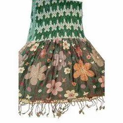 Floral Viscose Shawls