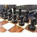 Staunton Travel Wooden Folding Chess Board