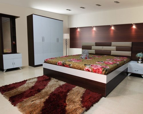 Crystal Wooden Indian Exclusive Bedroom Furniture Warranty 3 Year For Home Rs 89000 Set Id 20406873588