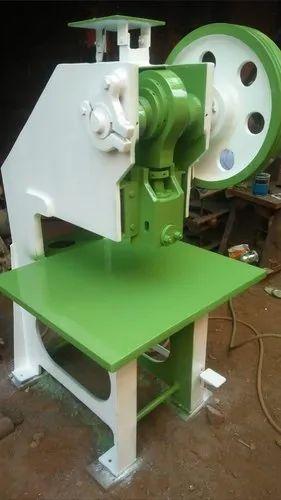 Slippers Sole Cutting Machine