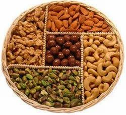 Corporate Gift Box Of Dry Fruits & Honey Sachets, For Immunity Booster
