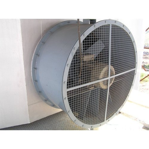 0.75-2 Kw Industrial Duct Fans