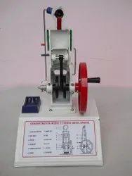 Diesel Engine 2 Stroke Model