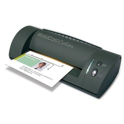 Usb WorldCard Color Business Card Scanner, Model Number: 005, 600 Dpi