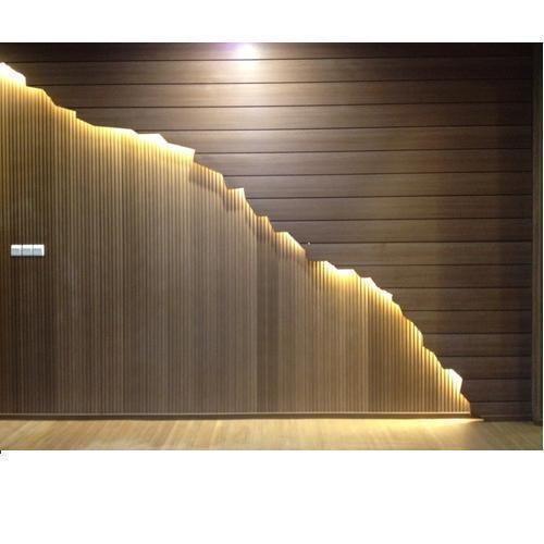 Pvc Wall Panel पीवीसी वाल पैनल At Rs 17 Feet Shakti