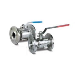Manual Lever Operated Ball Valve