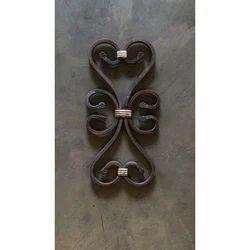 Decorative Mild Steel Railing