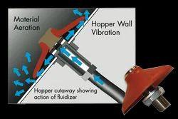 Vibrating Bin Aerators