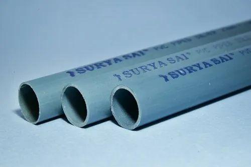 Grey PVC Conduit Pipe