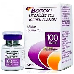 Allergan Botox Injection 100 Iu Packaging Type Vial Bottle For Hospital Rs 14000 Vial Id 20924555397