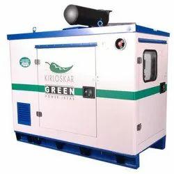 Kirloskar Silent Generators, for Commercial