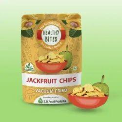 Healthy Bites Vacuum Fried Jack Fruit Chips