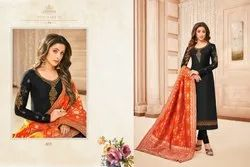 Samaira Soni Kudi Vol-2 Festival for Designer Salwar Suits With Banarasi Dupatta Collection