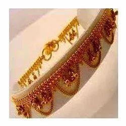 Golden Anklets