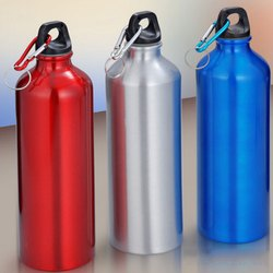 750 ml Sports Bottle with Carabiner