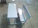 Steel School Bench, Capacity: 2 Students