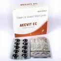 Vitamin E 400mg & Vitamin C 150mg Capsules