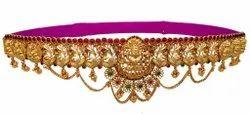 Golden Brass Simple Design Antique Belt