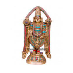 Brass Balaji Venkateswara Statues