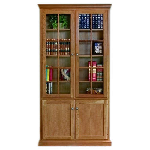Attrayant Wooden Glass Display Cabinet