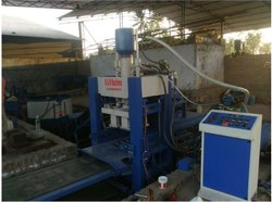 Automatic 8 Brick Fly Ash Making Machine