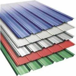 Color Coated Profile Roofing Sheet