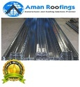 Steel / Stainless Steel Gi Coated Decking Sheets