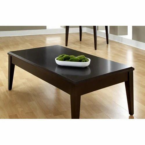 Wooden Center Table, लकड़ी की सेंटर मेज़ at Rs 4000 /piece ...