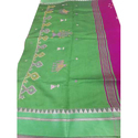 Fancy Kashida Silk Saree, Length: 6 M